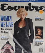 Esquire August 1, 1989 Magazine
