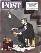 The Saturday Evening Post November 4, 1950 Magazine