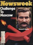 Newsweek Magazine December 8, 1980 Magazine