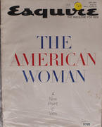 Esquire July 1, 1962 Magazine