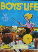 Boys' LIFE Magazine September 1982 Magazine