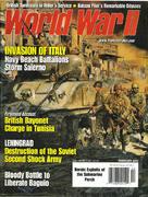 World War II Magazine February 2002 Magazine