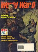 World War II Magazine January 1994 Magazine