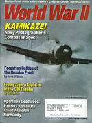 World War II Magazine July 2004 Magazine