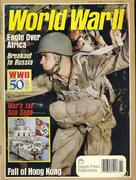 World War II Magazine November 1989 Magazine