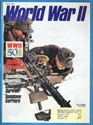 World War II Magazine May 1992 Magazine