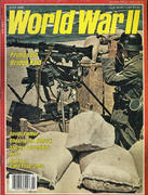 World War II Magazine July 1988 Magazine
