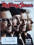 Rolling Stone Magazine November 6, 2014 Magazine