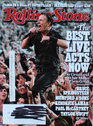 Rolling Stone Magazine August 15, 2013 Magazine