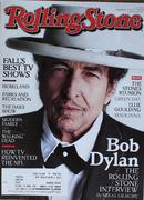 Rolling Stone Magazine September 27, 2012 Vintage Magazine