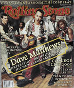 Rolling Stone Magazine March 15, 2001 Magazine