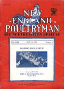 New England Poultryman Vol. XVIII No. 6 Magazine