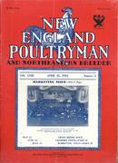 New England Poultryman Vol. XVIII No. 4 Magazine