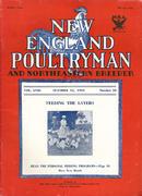 New England Poultryman Vol. XVIII No. 10 Magazine