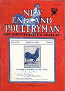 New England Poultryman Vol. XVIII No. 3 Magazine