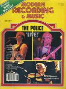 Modern Recording & Music Magazine May 1982 Magazine