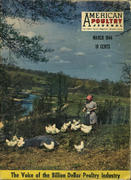 American Poultry Magazine March 1944 Magazine