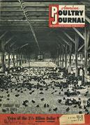 American Poultry Magazine February 1952 Magazine