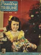Poultry Tribune Magazine December 1943 Magazine