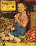 Poultry Tribune Magazine February 1944 Magazine