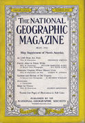National Geographic May 1942 Magazine