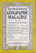 National Geographic May 1942 Magazine