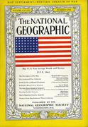 National Geographic July 1942 Magazine