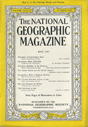 National Geographic May 1945 Magazine