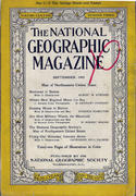 National Geographic September 1945 Magazine