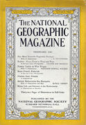 National Geographic February 1940 Magazine