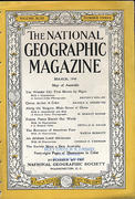 National Geographic March 1948 Magazine