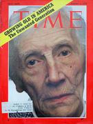 Time Magazine August 3, 1970 Magazine