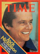 Time Magazine August 12, 1974 Magazine