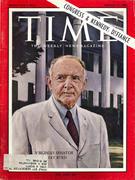 Time Magazine August 17, 1962 Magazine