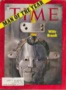 Time Magazine January 4, 1971 Magazine