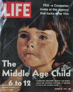 LIFE Magazine October 20, 1972 Magazine