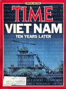 Time Magazine April 15, 1985 Magazine
