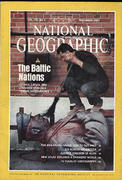 National Geographic November 1990 Magazine