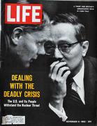 LIFE Magazine November 9, 1962 Magazine