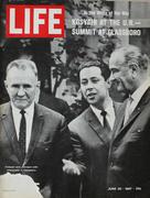 LIFE Magazine June 30, 1967 Magazine