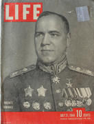 LIFE Magazine July 31, 1944 Magazine