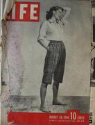 LIFE Magazine August 28, 1944 Magazine