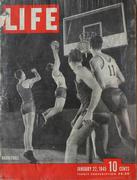 LIFE Magazine January 22, 1945 Magazine