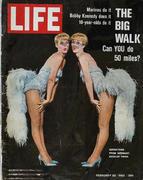 LIFE Magazine February 22, 1963 Magazine