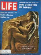 LIFE Magazine July 19, 1963 Magazine