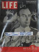 LIFE Magazine August 18, 1947 Magazine