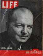 LIFE Magazine March 1, 1948 Magazine