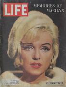 LIFE Magazine August 17, 1962 Magazine