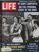 LIFE Magazine June 8, 1962 Magazine