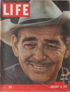 LIFE Magazine January 13, 1961 Magazine